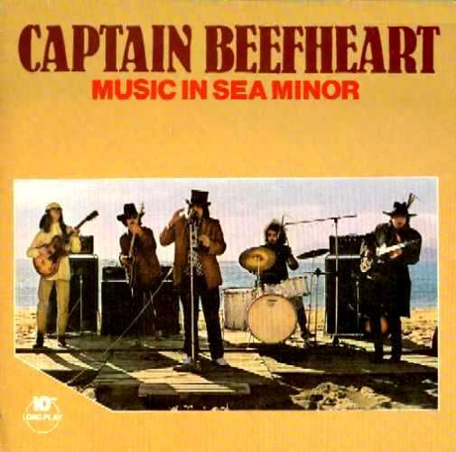 captain beefheart safe as milk