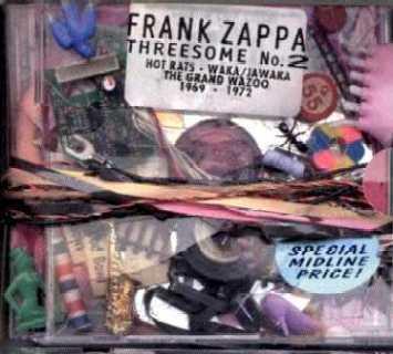 Captain Beefheart Discography Guest Appearances