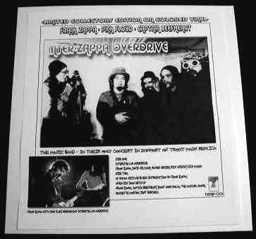 Captain Beefheart Discography Bootlegs Live